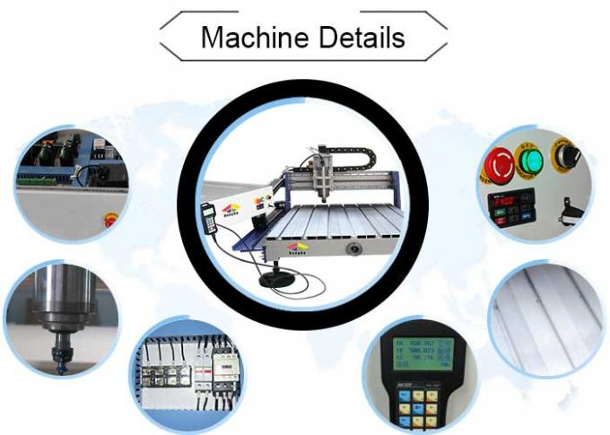 High Accuracy CNC Milling Machine For Billboard Carving And Engraving