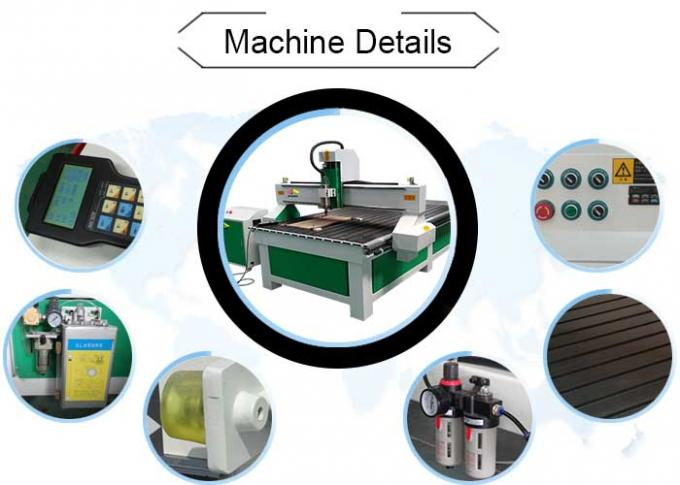 High Precision CNC Metal Engraving Machine With Mist Cooling System