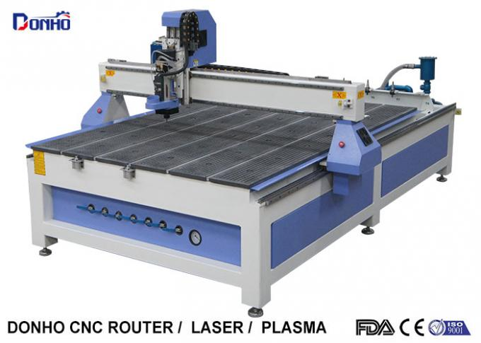 4x8 CNC Router Engraver , CNC Wood Carving Machine Long Working Life