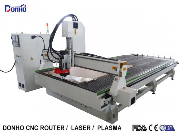 Computerized ATC CNC Router Machines For Fuiniture / Advertisement Industry