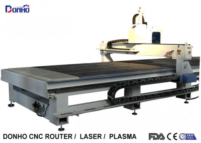 High Accurate 3D CNC Router Milling Machine with 3.0KW Air Cooling Spindle