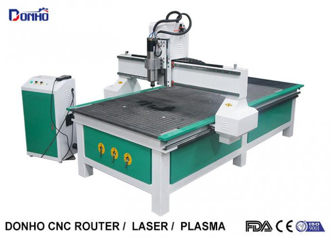 Woodworking CNC Router Milling Machine , Heavy Duty CNC Wood Carving Machine