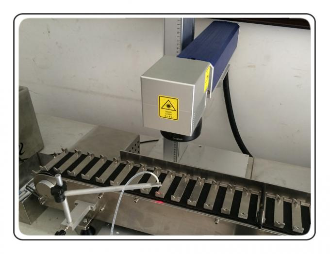 High Speed Industrial Laser Marking Machine For Mini Logo Marking On Metal