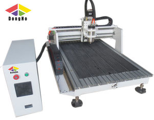 2 * 3 Feet Desktop 3D CNC Router Engraving Machines For Mold Industry