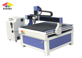 China Hobby Use CNC Engraving Machine Low Noise With 2 Zones Vacuum PVC Table supplier