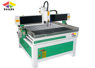 Small Volume CNC 3D Router Machine With 1.5 KW Air Cooling Spindle