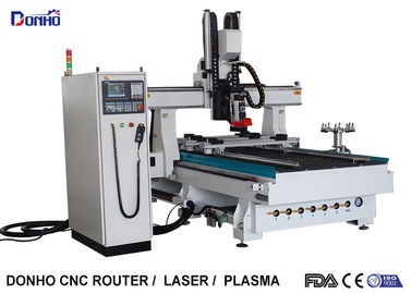 China 4 Axis CNC Router Machine CNC Milling Equipment With Mist Cooling System supplier