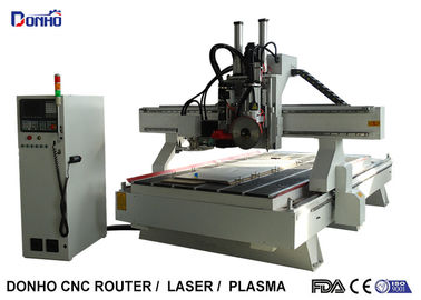 China Industrial 4 Axis CNC Router Machine CNC Milling Machine For Wooden Door Engraving supplier