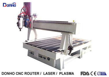 China Desktop 4 Axis Cnc Milling Machine / Heavy Duty CNC Router With Syntec Control System supplier