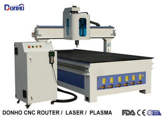 China High Stability 3D CNC Engraving Machine For Furniture Decoration Industry supplier