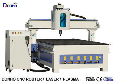 China Steel Structure CNC Router Engraving Machine With Yaskawa Servo Motor supplier