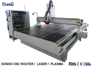 China Professional CNC 3D Router Machine / CNC Engraving Machine For Fuiniture Industry supplier