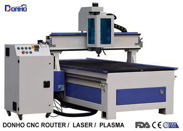 China Wood / Acrylic Engraving C And C 3D Router Machine With Industrialized Welded Structure supplier