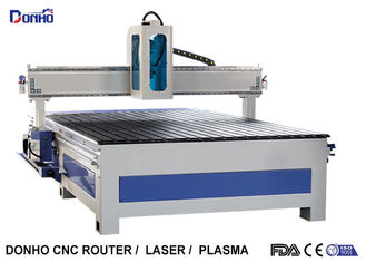 China Weihong Control System Blue 3 Axis CNC Router Table Machine For Fuiniture Industry supplier