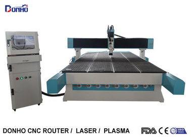 China Craftsman Multi Axis CNC Router , 3 Axis CNC Router Engraver For Alucobond Engraving supplier