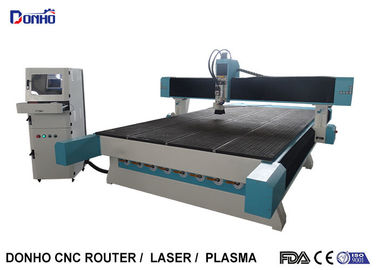 China High Efficiency Industrial 3 Axis CNC Router Machine With Mist Cooling System supplier