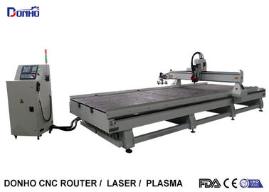 China Highly Efficient 3D ATC CNC Router Machines With 6 Zone Large Working Area supplier