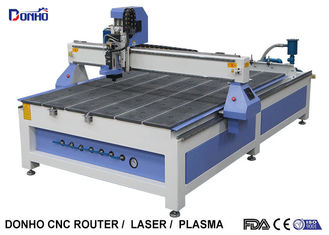 China 4x8 CNC Router Engraver , CNC Wood Carving Machine Long Working Life supplier