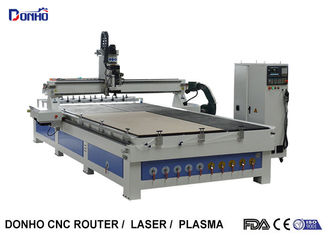 China Woodworking ATC CNC Router Machines With Working Area 1300 mm * 2500 mm supplier