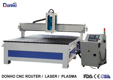 China CNC Router Milling Machine / CNC 3D Router Machine with 9.0 KW HSD Spindle supplier