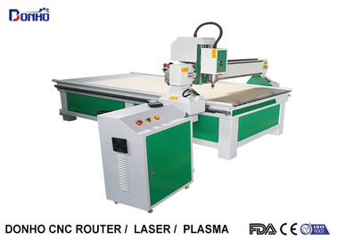 China Industrial CNC 3D Router Machine With 15 Mm Thickness Steel Constructure Body supplier