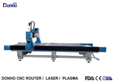 Vacuum Table ​CNC Wood Carving Router Machine With 3.0 KW Air Cooling Spindle