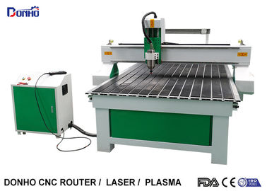 China T-Slot Table CNC Router Milling Machine For Copper / Aluminum Engraving supplier