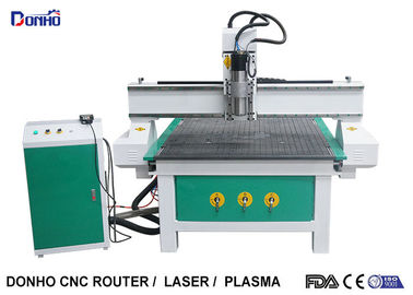China Wood Carving CNC Router Milling Machine With Air Cooling Spindle Vacuum Table supplier