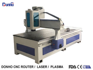 China Acrylic Carving CNC Router Milling Machine With T-Slot Table Spindle Protect Shade supplier
