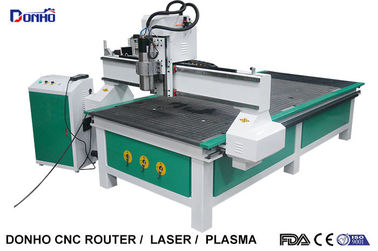 China Wood / Acrylic Engraving CNC Router Milling Machine With 3 Zone Vacuum Table supplier