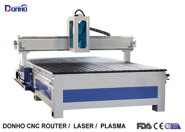 China 5.5 KW Air Cooling Spindle CNC Router Milling Machine V Bit CNC Carving Machine supplier