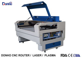 China Movable CO2 Laser Engraving Machine , Laser Wood Cutting Machine Water Cooling supplier
