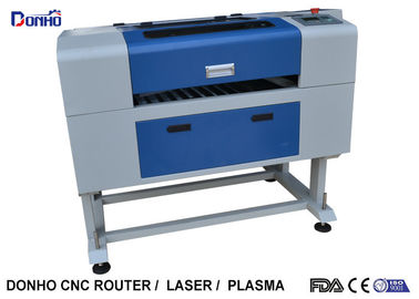 China Industrial Laser Engraving Machine For Cloth / Leather / Paper / Acrylic Cutting supplier