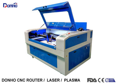China RECI Co2 Laser Tube Laser Engraving Equipment For Metal / Non Metal Materials supplier