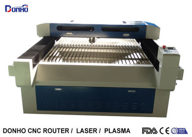 China Sheet Metal Laser Cutting Machine , Co2 Laser Cutting Equipment Low Energy Waste supplier