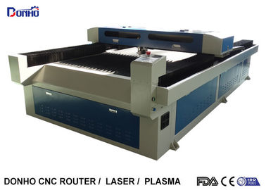 China 150W RECI Sealed Co2 Laser Metal Cutting Machine , Metal Laser Cutter Low Noise supplier