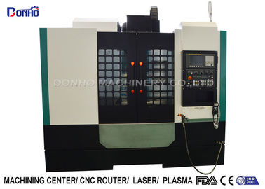China 7.5 KW FANUC Spindle Motor Cnc Metal Milling Machine Automatic Lubrication System supplier