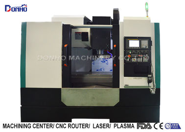 China 900 Kg Holding Force Cnc Vertical Milling Machine For Spare Parts Processing Equipment supplier
