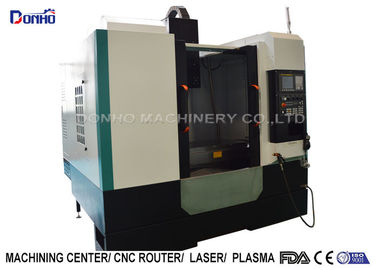 China Computer Numerical Control 3 Axis Milling Machine For Finish Machining supplier