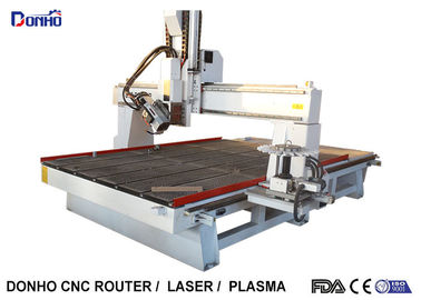 1530 Wood Engraving 4 Axis CNC Router Machine With HSD Spindle Vacuum Table