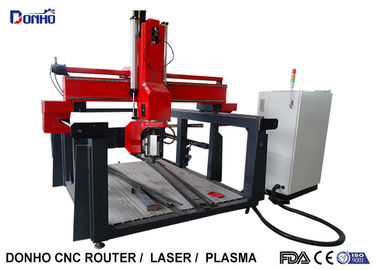 China OSAI Control System 5 Axis CNC 3D Router Machine For Engraving Styrofoam Model factory