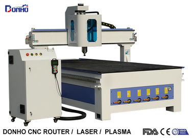 China High Reliability Three Axis CNC 3D Router Machine For Woodworking Engraving factory