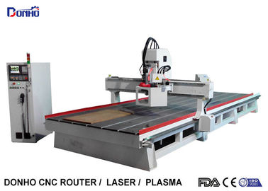 China Syntec Control System CNC 3D Router Machine For Wood Acrylic And Metal Engraving factory
