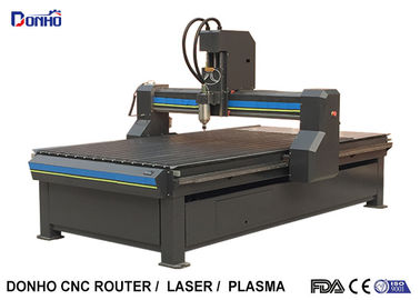 China Multi Function 3 Axis CNC Router Machine With T-slot Table For Wood Engraving factory