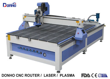 China 4x8 CNC Router Engraver , CNC Wood Carving Machine Long Working Life factory