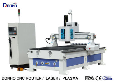 China Customized 3 Axis ATC CNC Router Machines CNC Engraving Machine High Accuracy factory