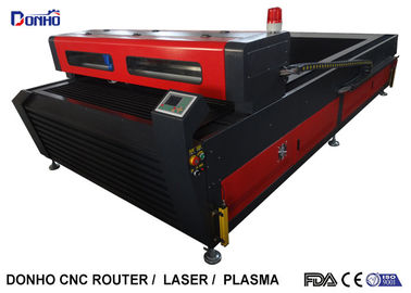 China High Precision Industrial Co2 Laser Metal Cutting Machine With RD Live Focus System factory