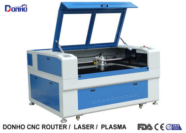 China 260W Yongli CO2 Metal Laser Engraving Cutting Machine With 1600mm*1000mm Table factory