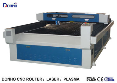 Untouch Following System Industrial Laser Cutting Machine For Wood / Metal Cutting