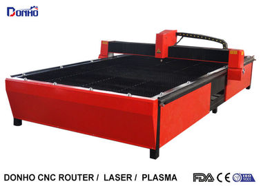 China High Efficiency CNC Plasma Metal Cutting Machine With Table 1300mm*2500mm factory